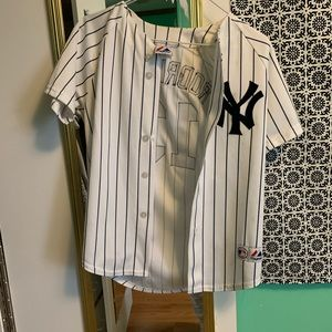 Official Yankees jersey
